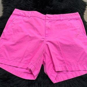 Tommy Hilfiger Pink Chino Shorts size 14